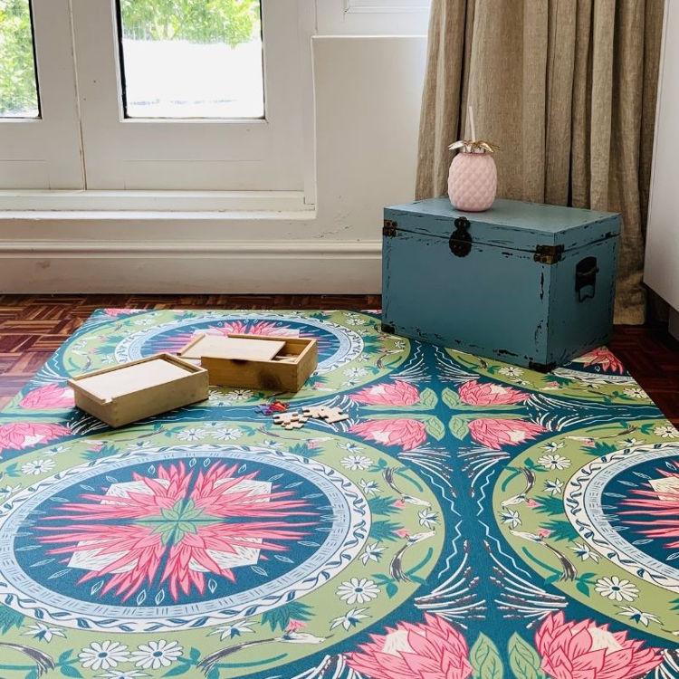 Picture of Fynbos Green Playmat
