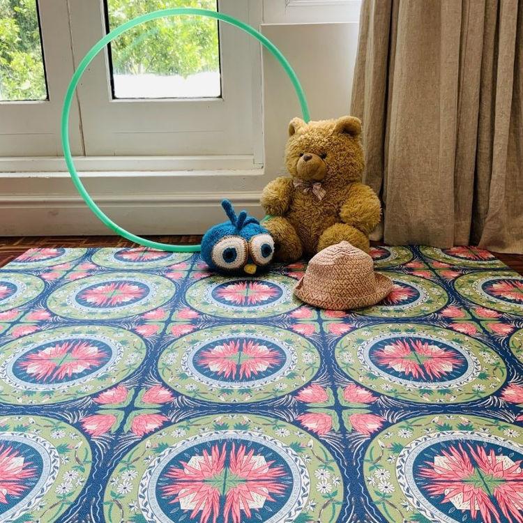Picture of Fynbos Blue Playmat