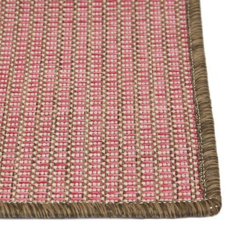 Picture of Saddlestitch Peonie Pink  1.45m x 2.55m